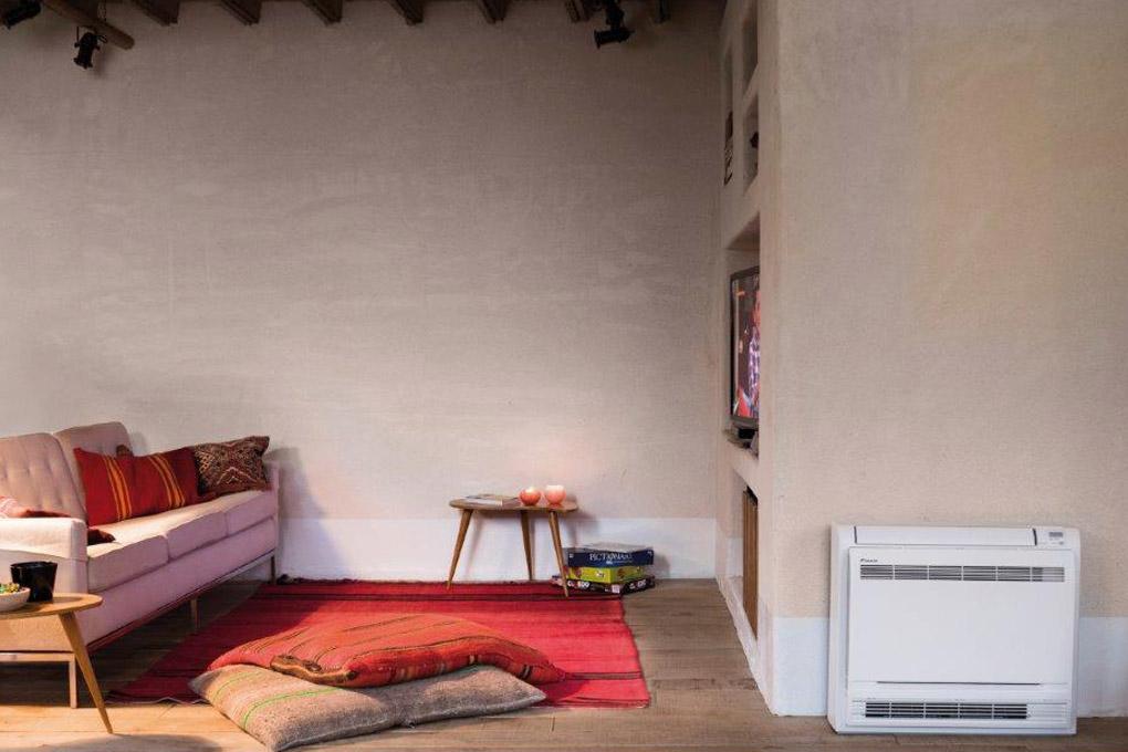 Anwendungsbeispiel FVXM-F für Klimaanlage