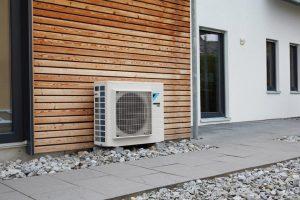 Anwendungsbeispiel DAIKIN Außengerät für Klimaanlage