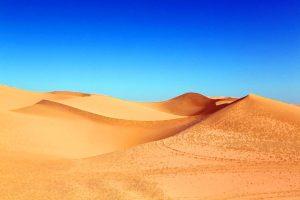"""SH-Klimaanlagen / Hintergrund """"Wüste"""""""