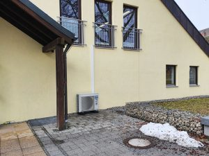 Komplett-Installation / öffentliches Gebäude